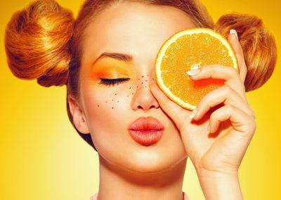 Think orange